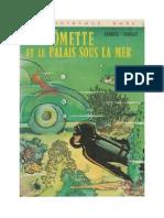 Fantomette Et Le Palais Sous La Mer Georges Chaulet