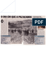 1914 a Paz Acabou -Veja