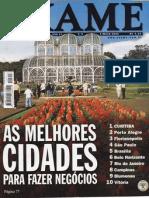Curitiba - exame 2000