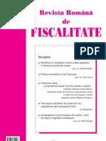 revista de fiscalitate