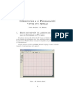 Introduccion a La Programacion Visual Con Matlab