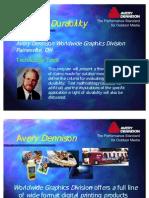 Avery Dennison Standard