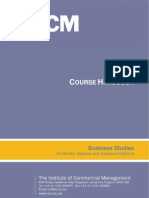 Business Studies Handbook 11