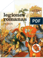 Peter Connolly - Las Legiones Romanas