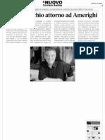 Il Pd Fa Cerchio Attorno Ad Amerighi - Il Nuovo 02.06.11