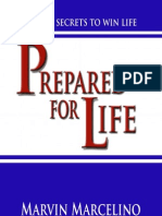 Prepared for Life by Marvin Marcelino