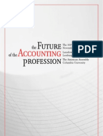 Future of Accounting Report Assembly