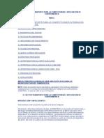 El Sector Transporte para la Competitividad e Integración de Centroamérica, 1997
