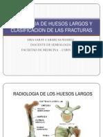 Radiologia de Huesos Largos y Clasificacion de Las