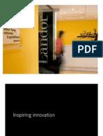 Brand Feed Innovation 2010