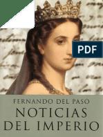 05 Fernando Del Paso Noticias Del Imperio