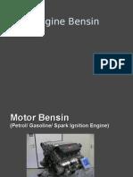 Motor Bensin