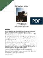 Menschenrechte in Österreich