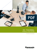 Kx-tda200al Hybrid Ip-pbx System