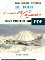 Vought's F-8 Crusader - Navy Fighter Squadrons