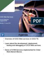 CICS Web Services Presentation 09-27-2010