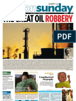 THE GREAT OIL ROBBERY