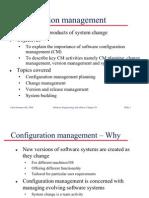 Configuration Managment