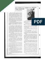 Apuntes en torno al toque de Morón y Diego del Gastor (1982)