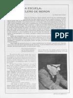 Entrevista a Joselero de Morón