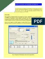 Ejemplo Eleccion Evaporador Software