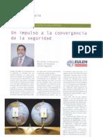 Protección de Infraestructuras Criticas - Un impulso a la convergencia de la Seguridad - Red Seguridad Mayo 2010