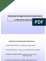 Procesos de Simplif Fonol