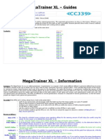 Mtxl Guide