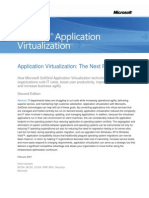 Application Virtualization the Next Frontier