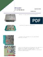Desinmovilizar VW TDI 90CV