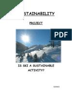 ski sustainability
