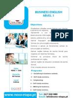 Business English Nivel 1