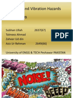 Noise and Vibration Hazards by SUBHAN ULLAH