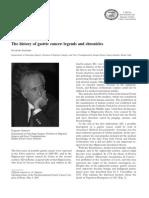 historia cirurgia gastrica