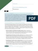 Forrester Online Marketing Suite