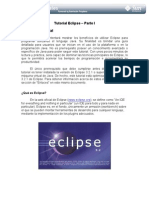 Eclipse Tutorial Parte I