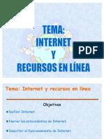 10. Internet