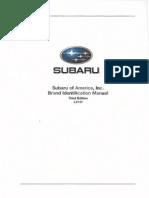 Subaru Brand ID Manual.3!21!07