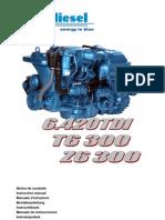 Nanni Diesel - 6cyl Francais