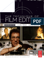 Technique of Film Editing 2nd Ed 0240521854