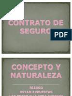 CONTRATO DE SEGURO