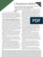 Earth Negotiations Bulletin Issue #8 Vol. 12 No. 509