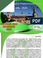 Boletin Informativo Adel Velez 01