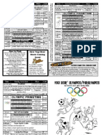 34223990 2010 Activity List Olympic Paralympic Weekend