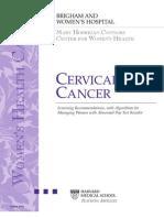 Câncer cervical