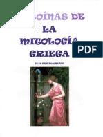 HEROÍNAS DE LA MITOLOGÍA GRIEGA
