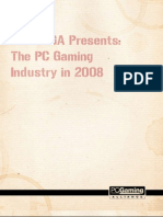 State of the PC Gaming Industry in 2008 - Report
