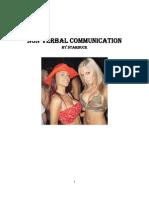 Starbuck - Non-Verbal Communication (Ang.)