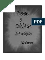 Poemas e Coisinhas 2 edição - Léo Ottesen