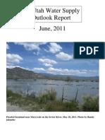 June 2011 Utah Water Supply Report